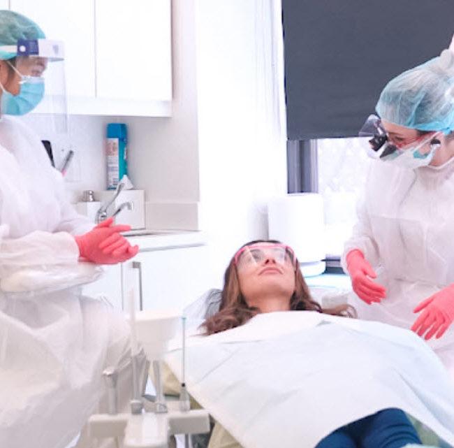 Oral Health & Sars Cov19