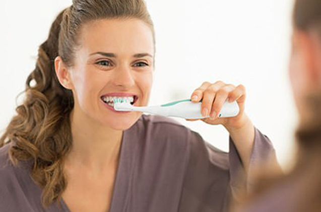 electric toothbrush   JBL NYC